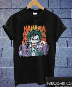 Vintage 1989 The Joker T shirt