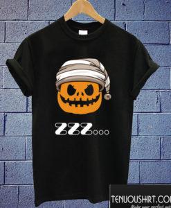 this is my halloween pajama T shirt