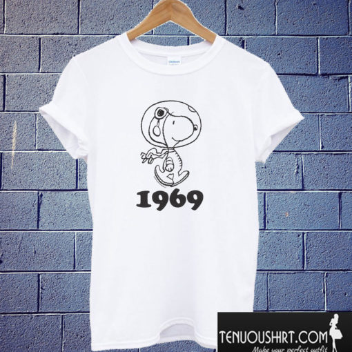Snoopy-1969-T-shirt