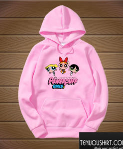The Powerpuff Girls Hoodie