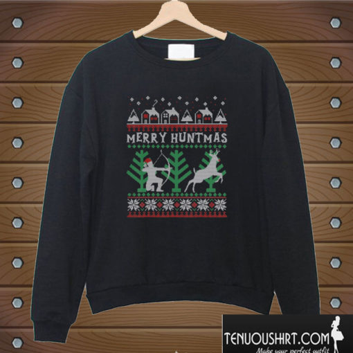 Merry-Huntmas-Deer-Hunting-