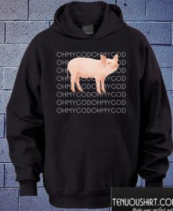 Shane Dawson Oh My God Pig Hoodie