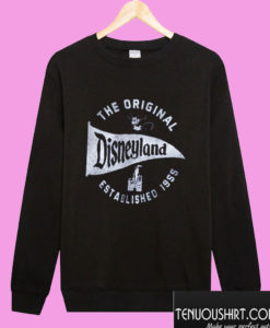 The Original Disneyland Established 1955 Sweatshirt