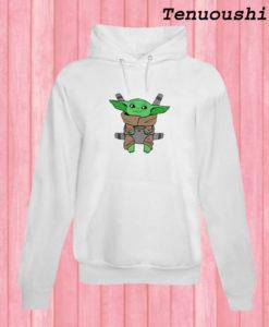Baby Yoda Star Wars Hoodie