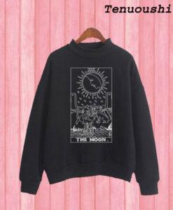 The Moon Tarot Sweatshirt