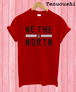 Toronto Raptors Red We the North NBA Champions Playoff 2019 T shirt