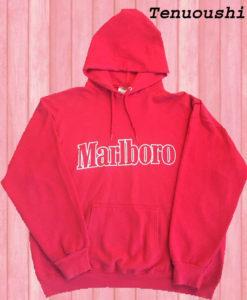 Vintage Marlboro Red Hoodie